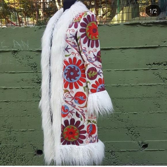 Vintage Suzani Jacket